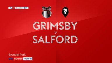 Grimsby 0-4 Salford
