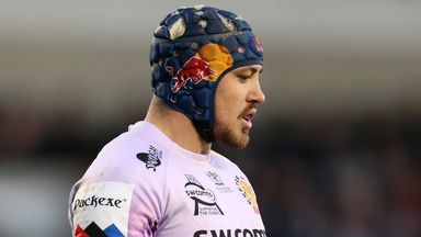 Nowell: I've been playing through injury