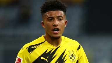 Jadon Sancho: Is the time right for United?