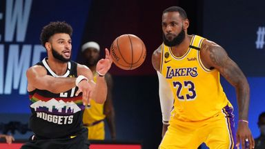 Gm 4: Lakers 114-108 Nuggets