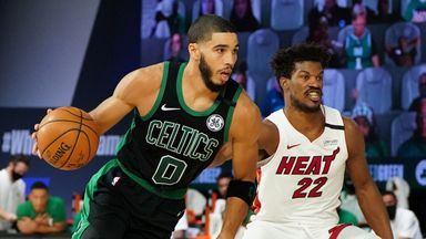 Celtics-Heat 'a game seven series'