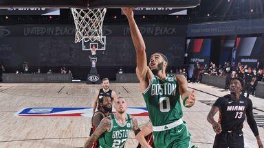 Tatum's 28 in vain as Celtics drop Game 4