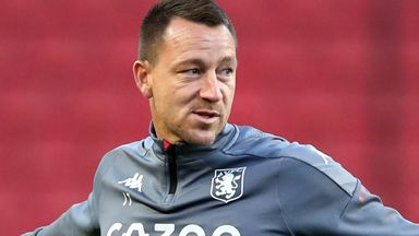Lampard: Terry destined to manage