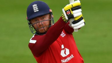 Who opens for England in T20s?
