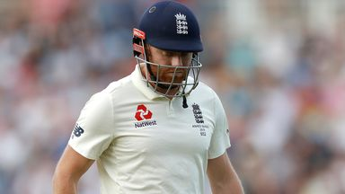 Giles: Bairstow omission a tough call
