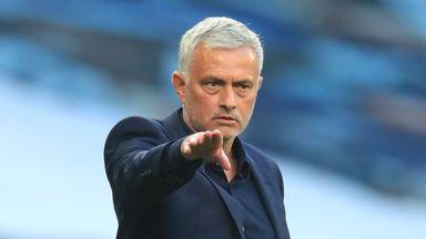Mourinho 'optimistic' Spurs will sign striker