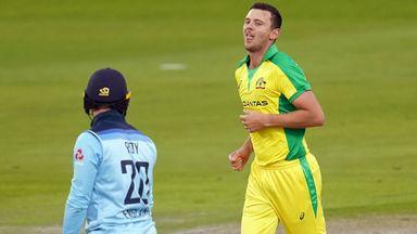 England vs Australia: 1st ODI highlights