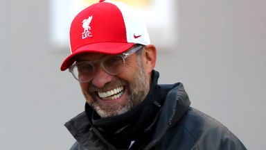 Klopp: Unbeaten home PL run a distant thought
