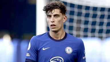 'Havertz a modern day Cruyff'