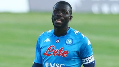 Koulibaly deal 'not easy' for Man City