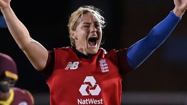 Fifth Women's T20: Eng vs WI highlights