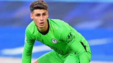 Why is Kepa performing poorly?