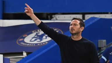 Lampard: We've learnt lessons