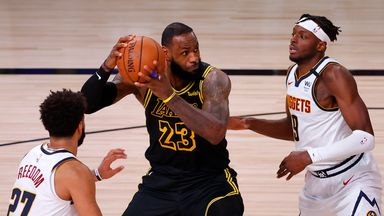 Gm2: Nuggets 103-105 Lakers