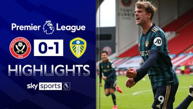 Late Bamford goal earns Leeds win