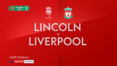 Lincoln 2-7 Liverpool