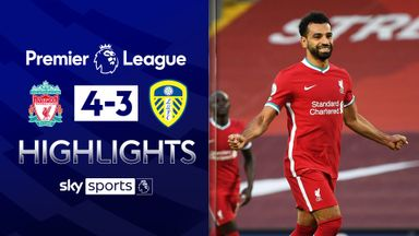 Liverpool beat Leeds in opening-day thriller