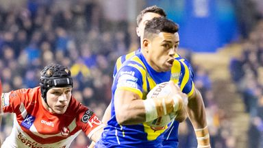 Burrell: No regrets over Super League move