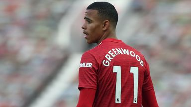 Greenwood warned by Man United