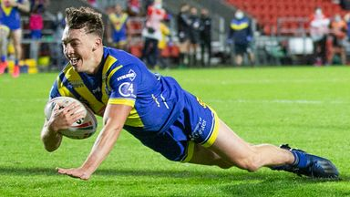 Castleford 10-12 Warrington