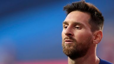 Messi, Barca talks continue for second day