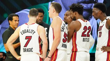 BJ: Heat need to 'junk up' Finals series