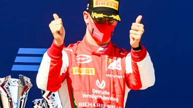 Mick Schumacher 'echoing' father Michael