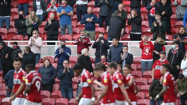 Fans to be allowed to return to stadiums
