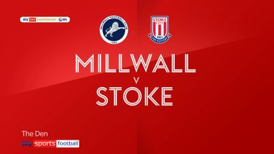 Millwall 0-0 Stoke