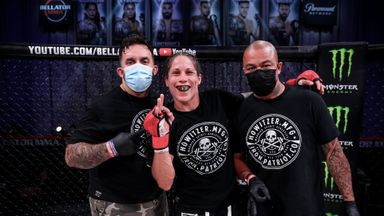 Carmouche: I want to work my way to the top