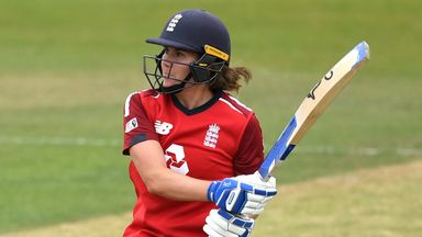 Women's third T20: Eng v WI highlights