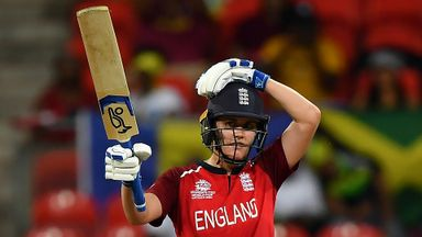 Sciver: We want to show our solidarity