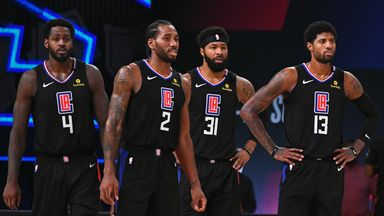 LA Clippers 'the biggest disappointment' of NBA season