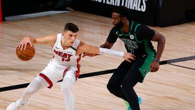 Gm 2: Heat 106-101 Celtics