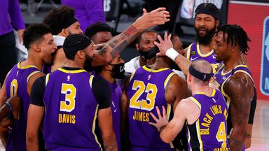Shaq: No surprise Lakers reached Finals