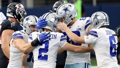Cowboys seal dramatic comeback win with onside kick!