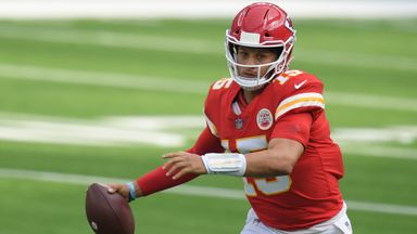 Mahomes magic inspires Chiefs