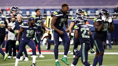 Seahawks stuff Newton in backfield to win game