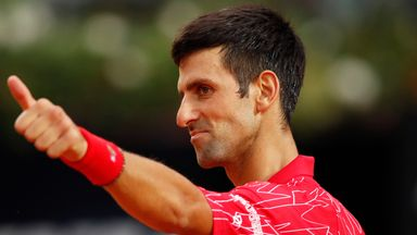 Djokovic: I was in shock after US Open