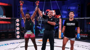 Bellator 245: Highlights