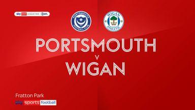Portsmouth 1-2 Wigan