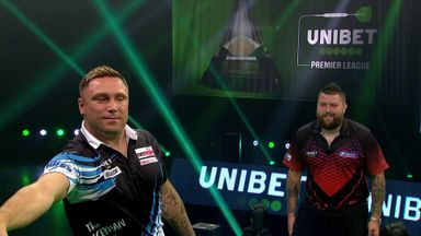 Price misses nine-darter by a wire!