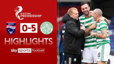 Ross County 0-5 Celtic