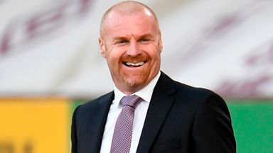 Dyche opens Burnley's 'magic chequebook'!