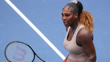 'More pressure than ever on Serena'