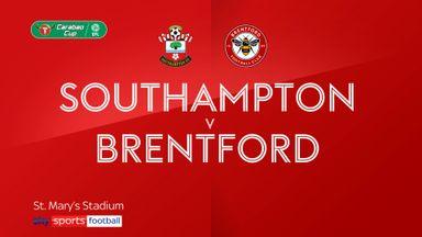 Southampton 0-2 Brentford