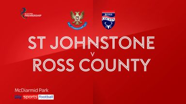 St. Johnstone 0-1 Ross County