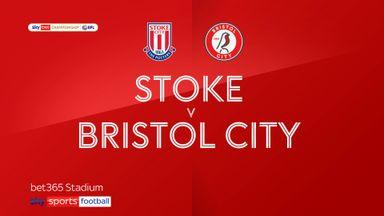 Stoke 0-2 Bristol City