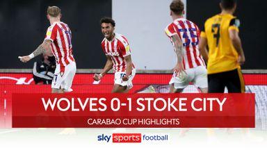 Wolves 0-1 Stoke