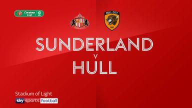 Sunderland 0-0 Hull (4-5 pens)